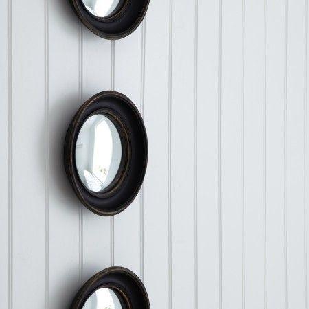 Small Round Convex Mirror - Round & Oval Mirrors - Mirrors