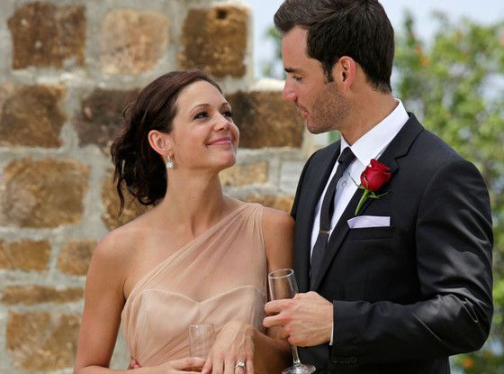 Desiree Hartsock Gets Married! The Bachelorette Star Weds Chris Siegfried in Romantic Ceremony | E! Online Mobile