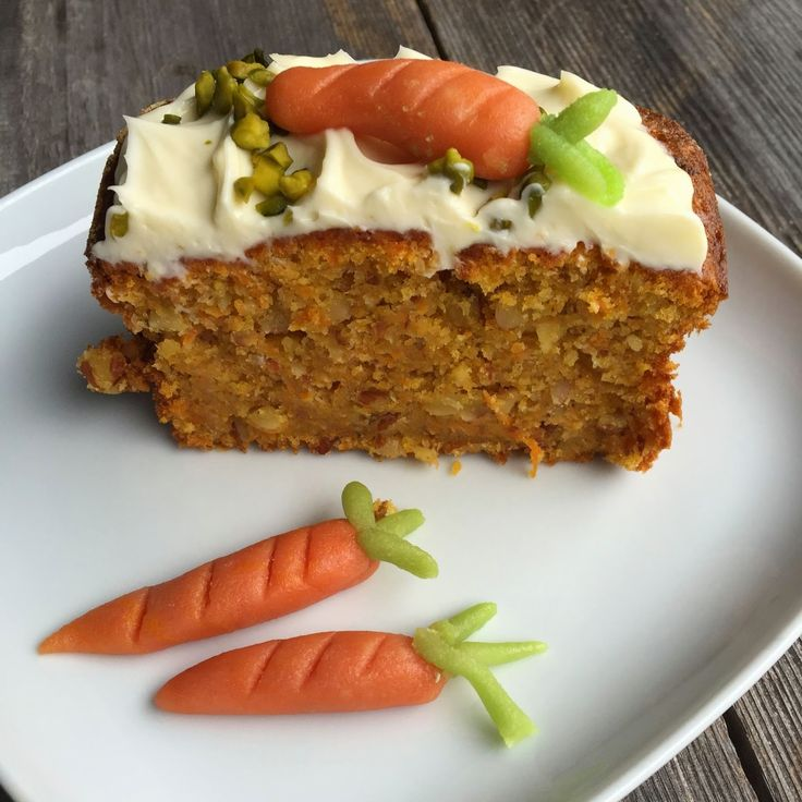 HerzStück: Möhrenkuchen, carrot cake, easter cake, Rüblikuchen, Karottenkuchen