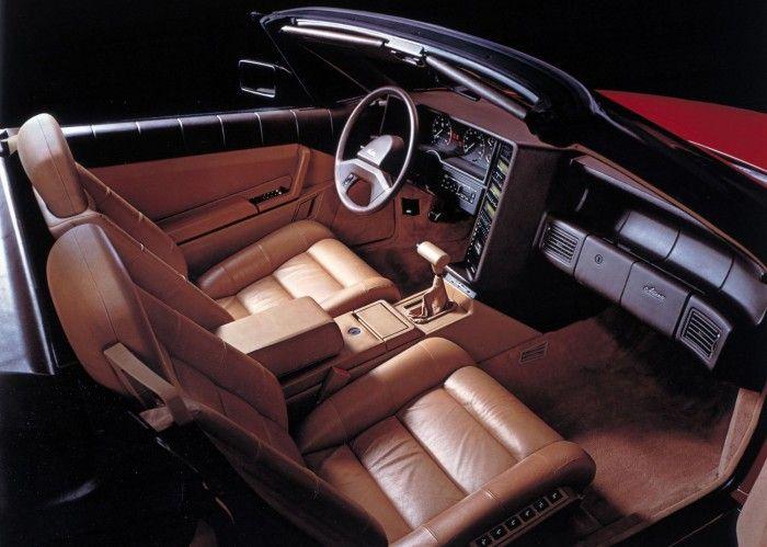 Lost Cars Of The 1980s U2013 Cadillac Allante