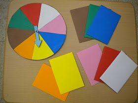 Este es un recurso que podemos usar con los pre adolescente.  Cada color de la ruleta representa un sobre que ira a contener las preguntas s...