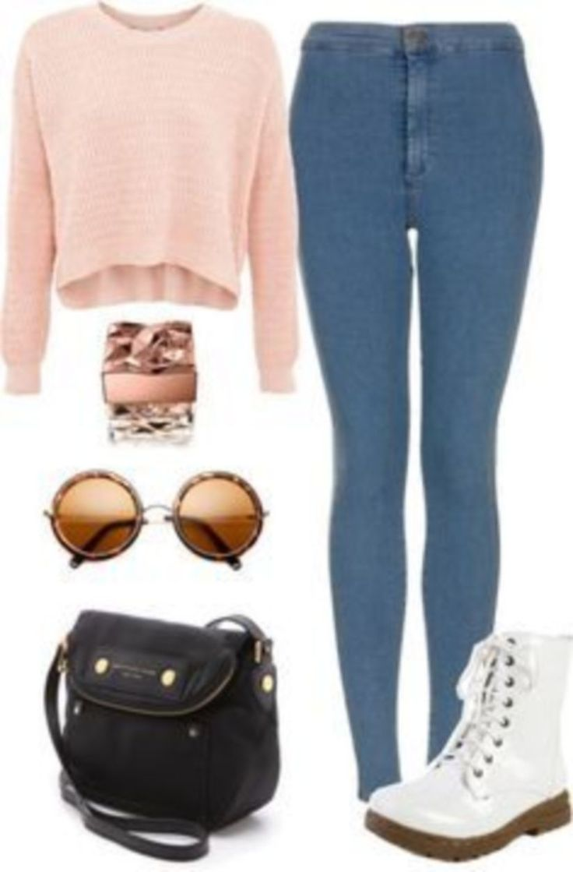 35 Best School Outfit Ideas for Teen Girls for This Winter – Anziehsachen