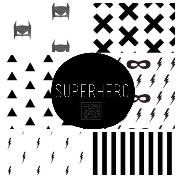 Superhero Crib Set. Black and White Crib Bedding. Batman Bedding. Batman Crib Sheet. Baby Boy Crib Bedding. Batman Nursery Decor by maxandgrace on Etsy https://www.etsy.com/listing/234200934/superhero-crib-set-black-and-white-crib