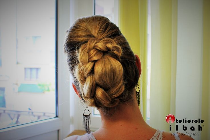 Great ideas of an inventive hairstyle.