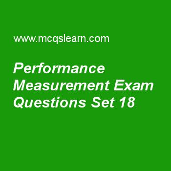 Practice test on performance measurement, computer architecture quiz 18 online. Practice computer architecture and organization exam's questions and answers to learn performance measurement test with answers. Practice online quiz to test knowledge on performance measurement, advanced branch prediction, ia-32 3-7 floating number, mips fields, google warehouse scale worksheets. Free performance measurement test has multiple choice questions as for comparing performance of new system...