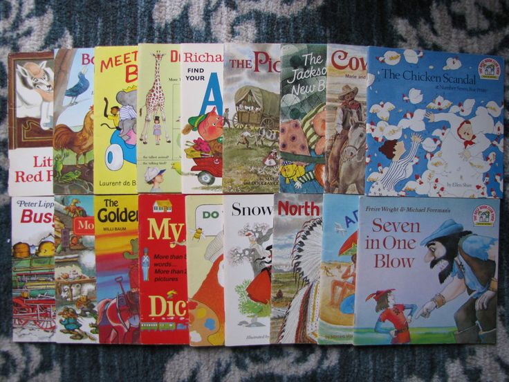 Random House Picturebacks: Richard Scarry's Find Your ABC ...