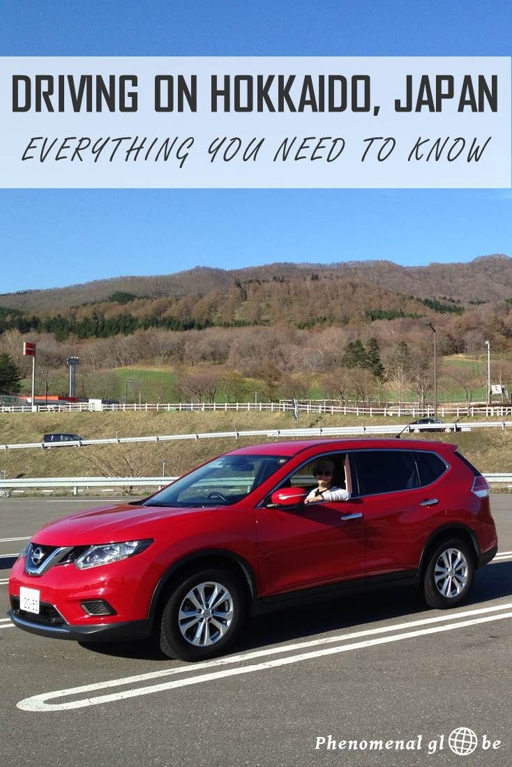 The ultimate guide to making a road trip and renting a car on Hokkaido, Japan! Read about costs (additional insurance, the Hokkaido Expressway Pass and ETC card) and important things to know before setting off on an epic road trip around the Northernmost island of the country of the rising sun.