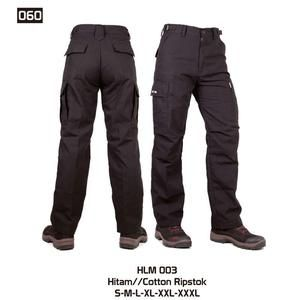 Celana Panjang Gunung dan Hiking tipe Cargo Pria [HLM 003] (Brand Trekking)…