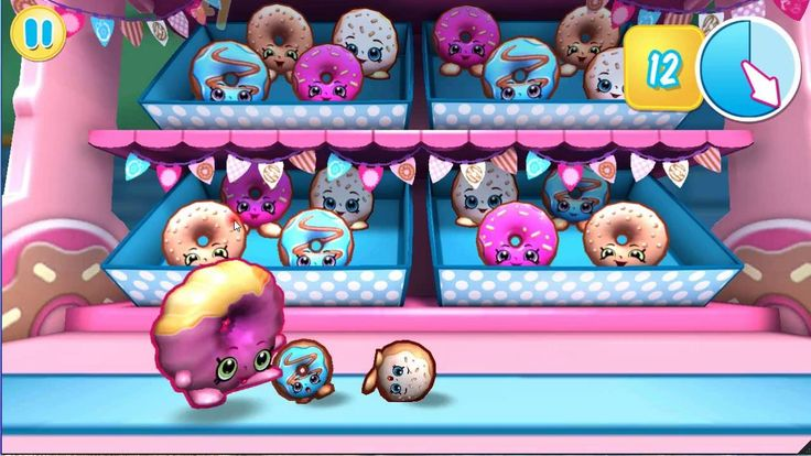 Play Mini Games with Shopkins - Welcome to Shopville