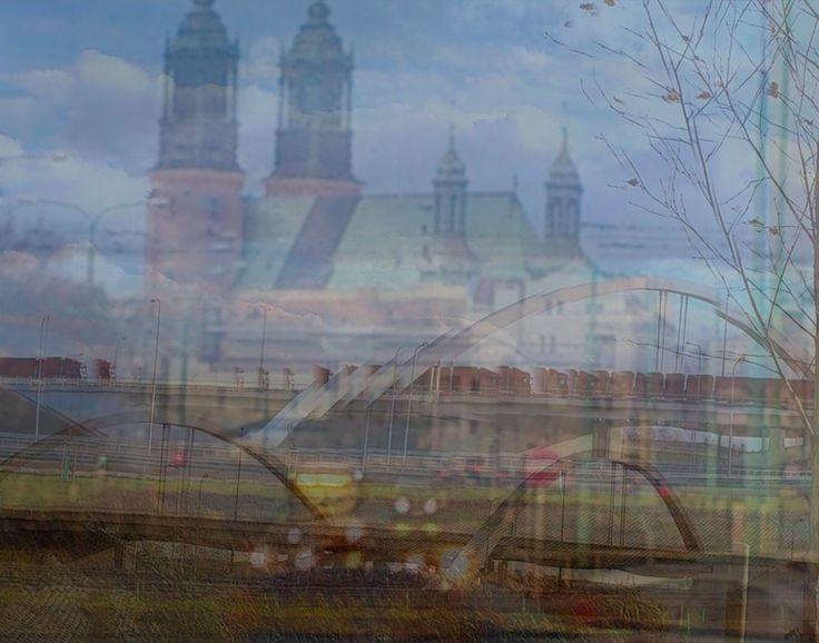 Poznan Poland, Katedra Poznanska, Most Biskupa Jordana [fot.Robert Majewski].