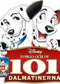 Pongo och de 101 Dalmatinerna Tävling. Vinn filmen på bluray.