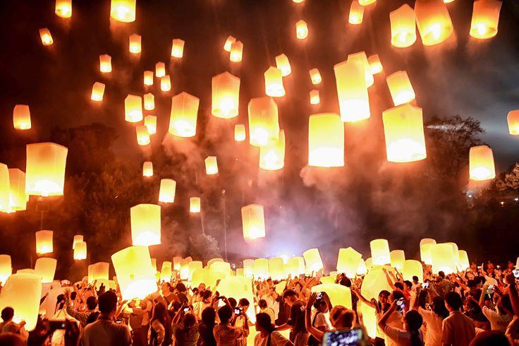 Borobudur Lanterns