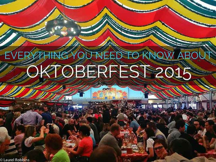 Oktoberfest in Germany: Everything You Need to Know
