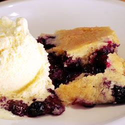 Best Ever Blueberry Cobbler…Comment: I've made this recipe a few times now and must say that the addition of cinnamon both into the berry mixture and cobbler batter really makes this recipe pop. Definitely read all the reviews for tweaking this recipe to your preferences!