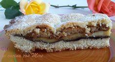 #gialloblogs #food #good #foodporn #ricetta Crostata crema pasticcera   In cucina con Mire