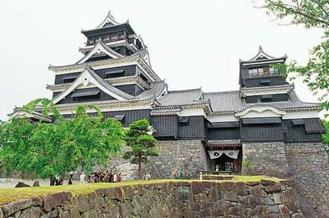 Castelo de Kumamoto  (Japão )