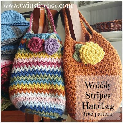 658 best Crochet: Purses & Bags images on Pinterest | Crocheted bags ...