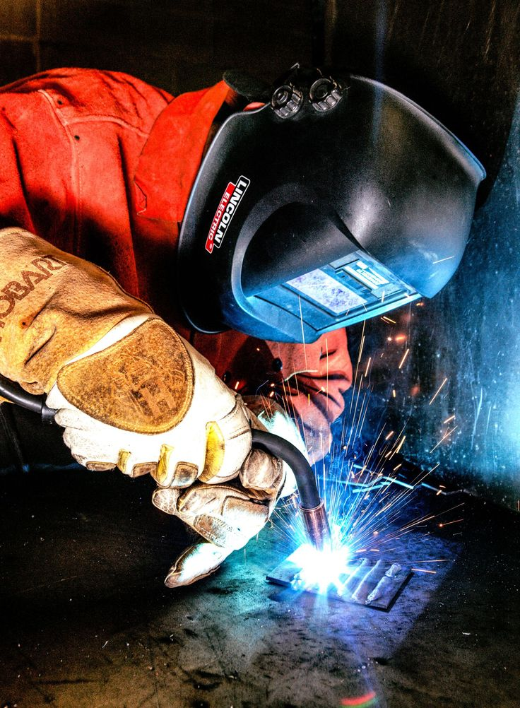 What is flux-cored arc welding?