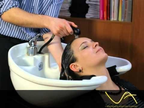 Завивка волос - YouTube