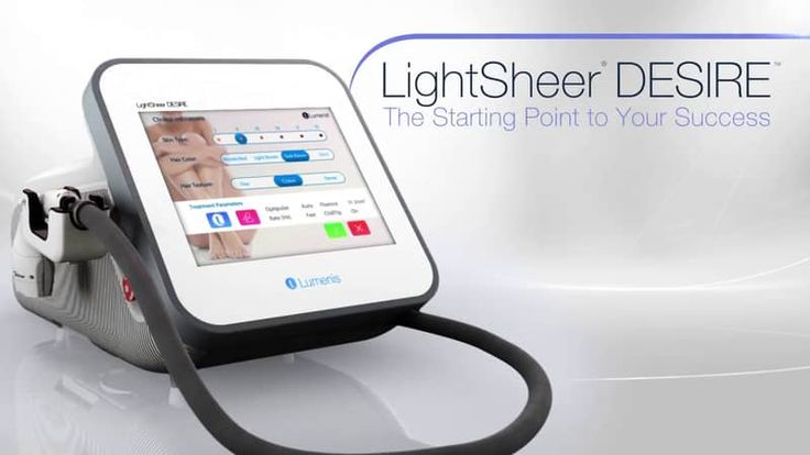 LightSheer DESIRE Video on Vimeo