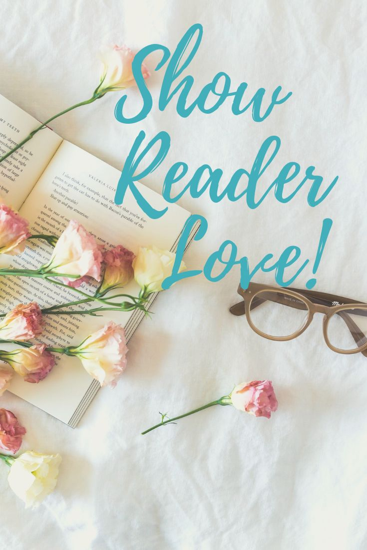Keep The #ReaderLove Flowing Throughout February
