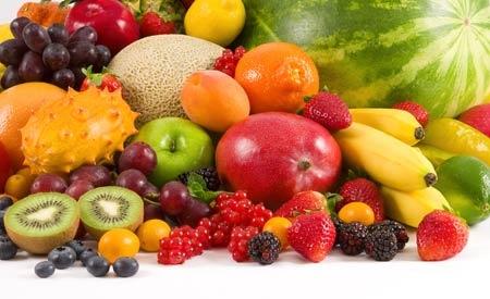 Basische Lebensmittel - Die Tabelle