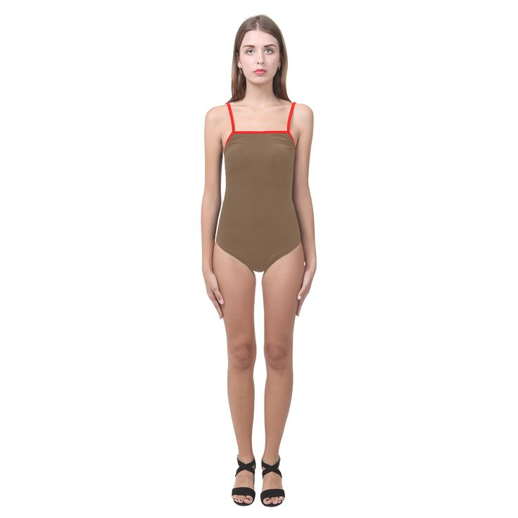 Crazy and Wild! New fashion Collection : ARRIVAL for 2016 in our Designers shop Strap Swimsuit.