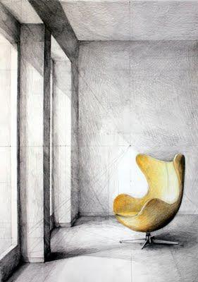 Klara Ostaniewicz - rysunki