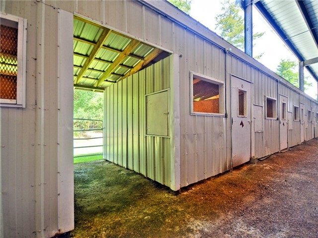 Equestrian opportunity for a large scale operation.