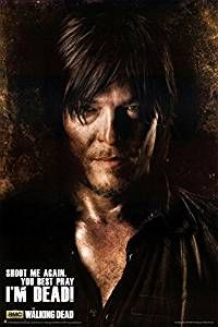 AWESOME poster WALKING DEAD