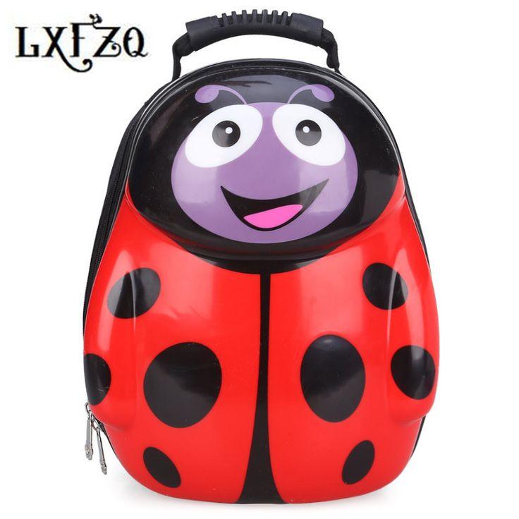 LXFZQ mochila infantil Hard shell backpacks for children mochilas escolares infantis school bags light Baby backpack for boy #Affiliate