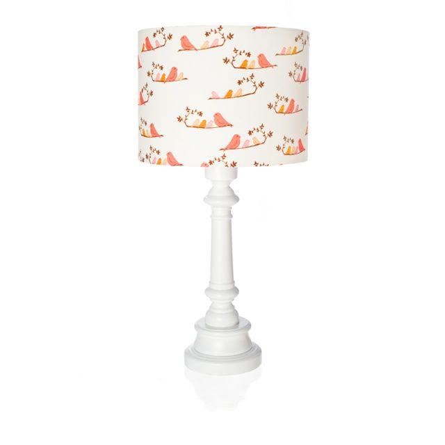 """Lampa dla dzieci """"Pomarańczowe ptaszki""""  Zobacz inne produkty: http://bit.ly/1mHiui1  #lamps #forkids #design #dizajn #birds"""