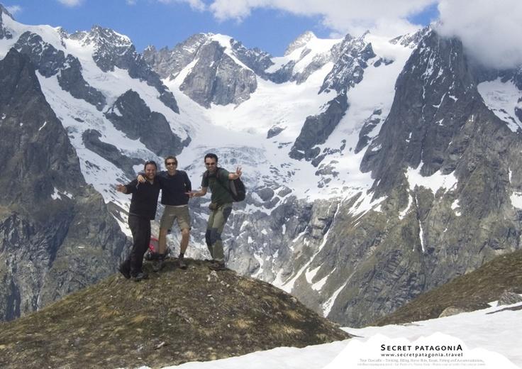 Chilean Patagonia, La cordillera de los Andes - The Andes