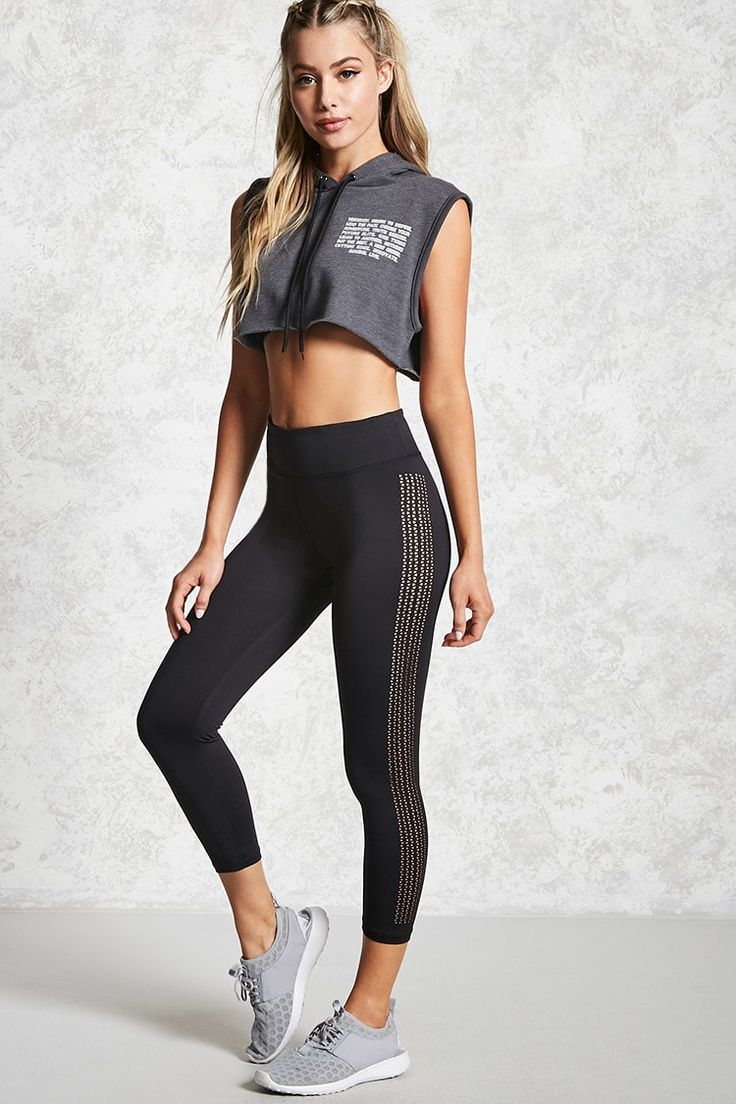Active Geo Cutout Leggings | Forever 21 - FitnessApparelExpress.com ♡ Women's Workout Clothes | Yoga Tops | Sports Bra | Yoga Pants | Motivation is here! | Fitness Apparel | Express Workout Clothes for Women | #fitness #express #yogaclothing #exercise #yo
