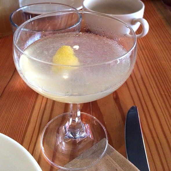 Corpse Reviver  #guelphfood @ OX
