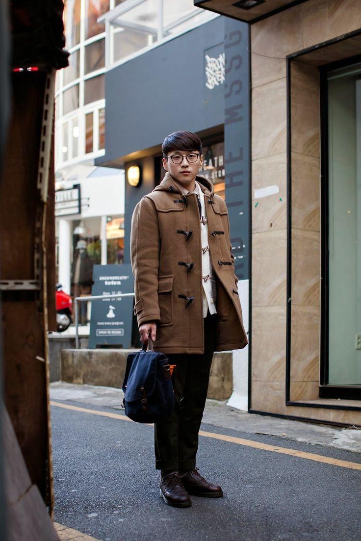 On the street... Wonjun Yoon Busan ~ echeveau