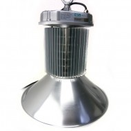 LED 200Watt High Bay Recommended to replace outdated metal halide high bay warehouse and factory lighting. Buy this product From LED Canada. http://www.ledcanada.com/200watt-high-bay/
