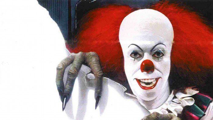 Stephen King s Creepy Clown is the Subject of New Doc 'Pennywise #The Story of… #SuperHeroAnimateMovies #clown #creepy #pennywise #stephen