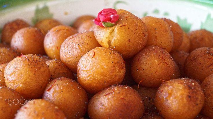 Indian Sweet - Gulab Jamun by Ritesh Patel on 500px