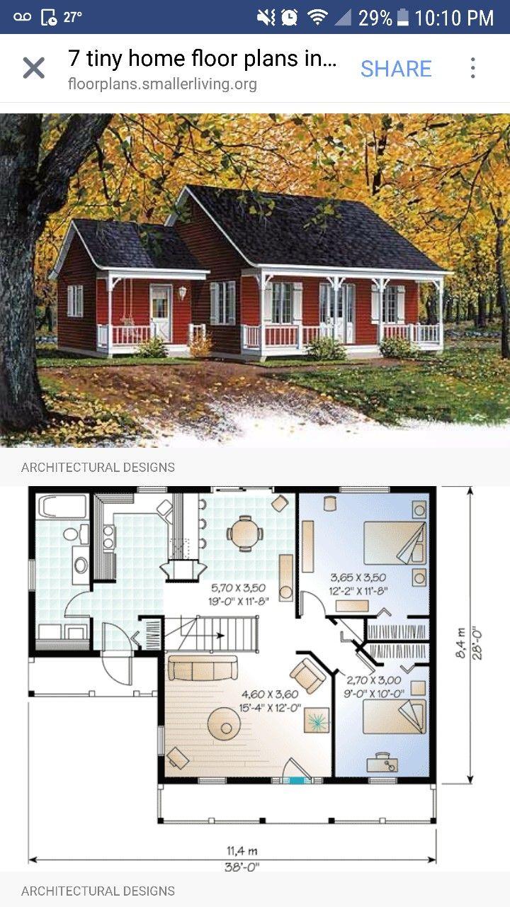 Pin By Stephanie Buchholtz On Tiny Houses Sims House Plans Small House House Design
