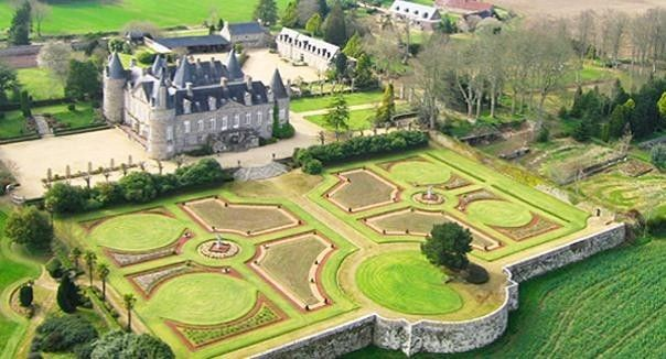Le Château de Kergrist