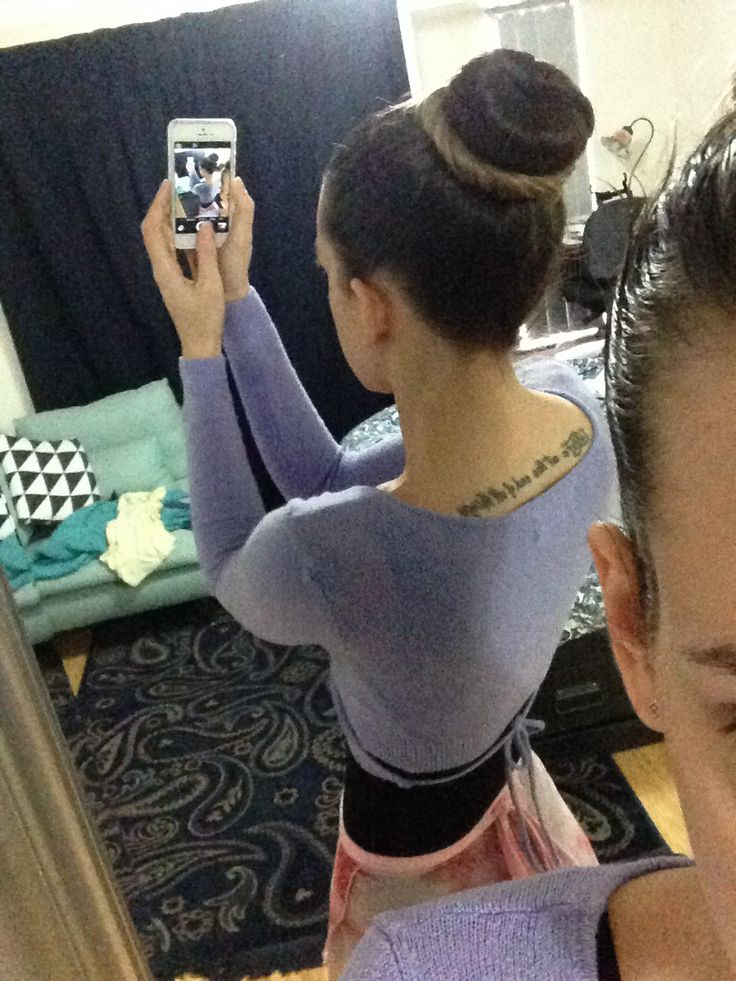 Sock Bun Success! Check out this great tutorial :)