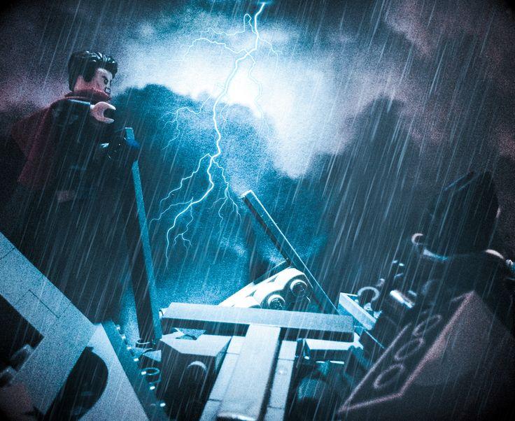 Batman vs superman