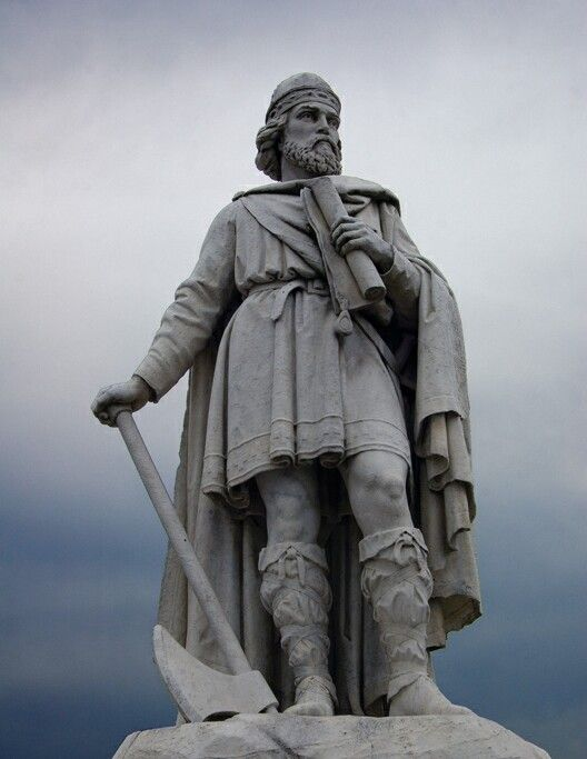 Alfred the Great united England and was a great and just monarch