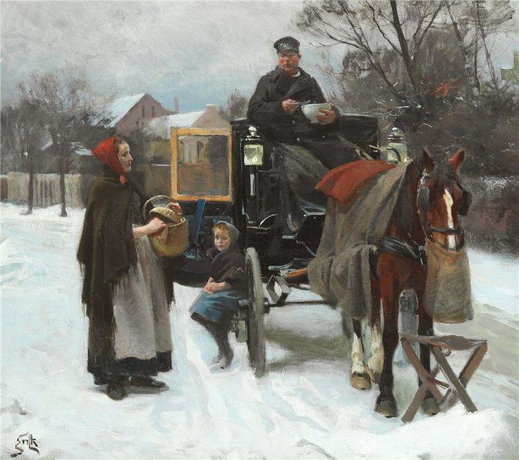 Erik Ludvig Henningsen (Danish, 1855-1930