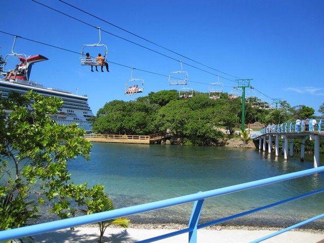 Mohogany Bay, Isla Roatan, Honduras