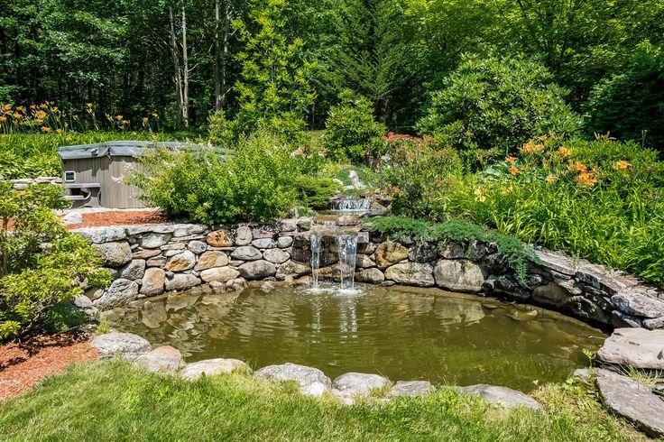 Best 25 coy pond ideas on pinterest koi ponds koi pond for Design of ash pond