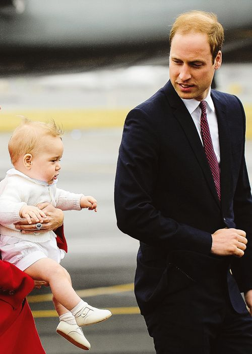William and Prince George