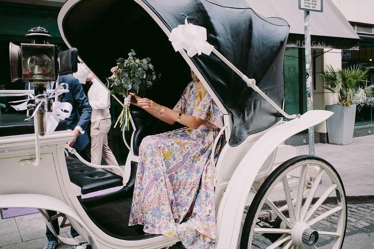Casual, Close Knit & Calm Wedding Planned in a Week! · Rock n Roll Bride