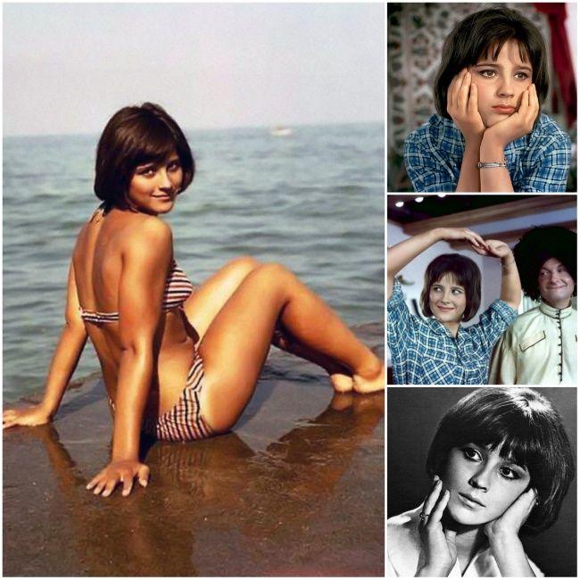 Пост прекрасных советских актрис  Наталья Варлей